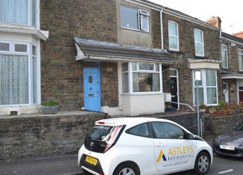 Thumbnail 5 bed terraced house for sale in Stanley Terrace, Mount Pleasant, Swansea