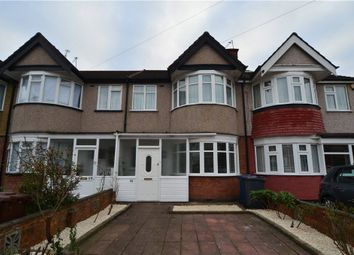 Thumbnail 4 bed terraced house to rent in Drake Road, Harrow, Middlesex
