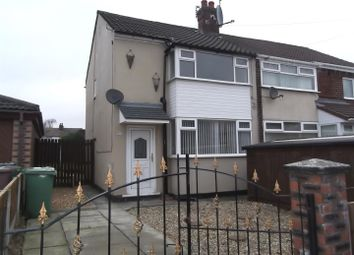 Thumbnail 3 bed semi-detached house for sale in St. Davids Close, Rainhill, Prescot