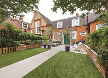 Thumbnail 3 bed terraced house for sale in Hyde Farm Mews, London