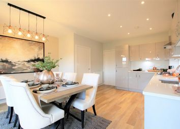 Thumbnail 4 bedroom terraced house for sale in Locksley Place, Chase Farm, Lavender Hill, Enfield, Greater London
