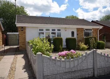 Thumbnail 2 bed detached bungalow for sale in Rustington Avenue, Longton, Stoke-On-Trent