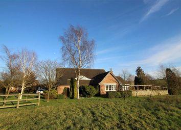 Thumbnail 4 bed detached bungalow for sale in Abells, Denby Village, Ripley, Derbyshire