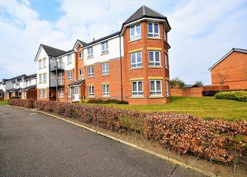 Thumbnail 3 bedroom flat for sale in Robert Adam Drive, Kirkcaldy