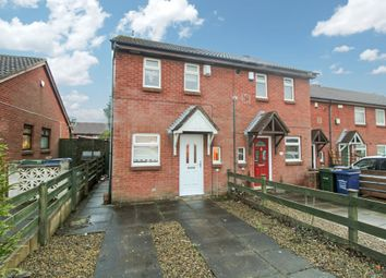 Thumbnail 2 bedroom terraced house for sale in Yatesbury Avenue, Newcastle Upon Tyne