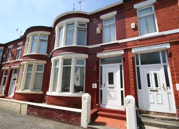 Thumbnail 3 bed terraced house for sale in Lumley Road, Wallasey