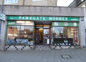 Thumbnail Commercial property for sale in Queen Street, Ramsgate