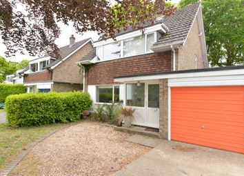 Thumbnail 3 bed detached house for sale in Derwent Road, New Milton