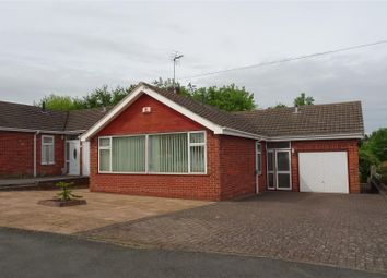 Thumbnail 2 bed detached bungalow for sale in Scargill Road, West Hallam, Ilkeston
