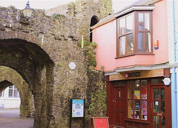 Thumbnail 2 bed flat for sale in St. Georges Street, Tenby