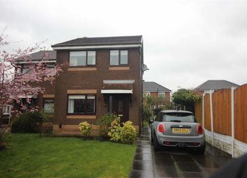 Thumbnail 3 bed semi-detached house for sale in Cashmore Drive, Hindley, Wigan