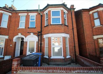 Thumbnail 1 bed flat to rent in All Saints Road, Ipswich