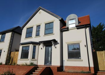 Thumbnail 4 bed detached house for sale in Burry Road, St. Leonards-On-Sea, East Sussex
