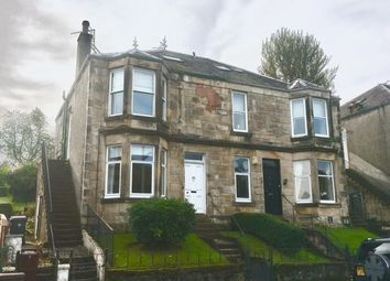 Thumbnail 3 bed flat for sale in Brachelston Street, Greenock