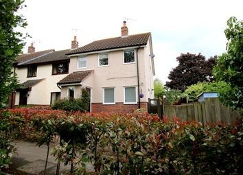 Thumbnail 3 bed end terrace house for sale in Godfrey Way, Dunmow, Essex
