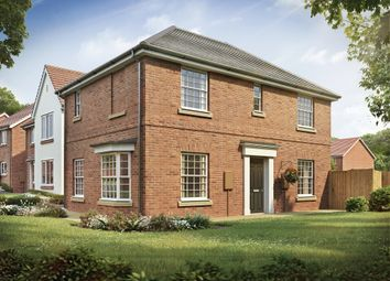 Thumbnail 3 bed detached house for sale in Fairway Meadows, Ullesthorpe, Lutterworth