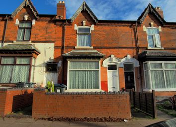 Thumbnail 3 bed terraced house for sale in Station Road, Handsworth, Birmingham