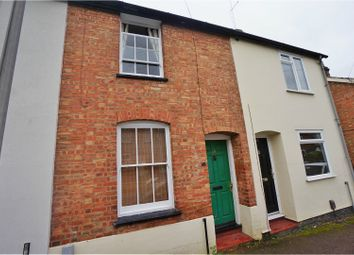 Thumbnail 2 bed terraced house for sale in Haycroft Road, Stevenage