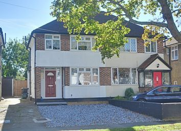 Thumbnail 3 bed semi-detached house for sale in Broadcroft Road, Petts Wood, Orpington