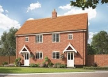 Thumbnail 3 bed semi-detached house for sale in Harwich Road, Mistley, Manningtree, Essex