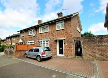 Thumbnail 3 bed semi-detached house for sale in Salisbury Road, Crawley, West Sussex.