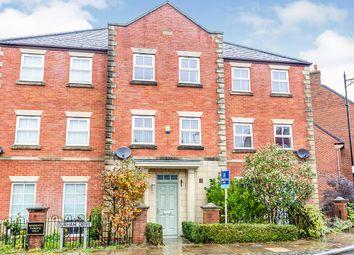 Thumbnail 4 bedroom terraced house for sale in Durham Drive, Buckshaw Village, Chorley, Lancashire