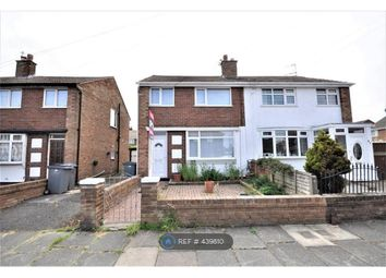 Thumbnail 3 bed semi-detached house to rent in Dewhurst Avenue, Blackpool