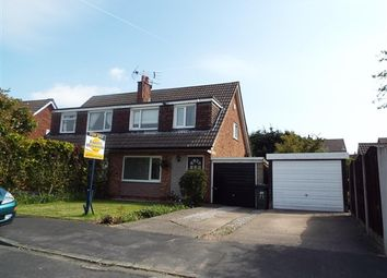 Thumbnail 3 bed property for sale in Kirkby Avenue, Leyland