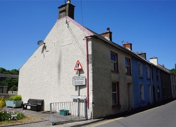Thumbnail 3 bed cottage for sale in 2 Newport Road, Lower Town, Fishguard, Pembrokeshire