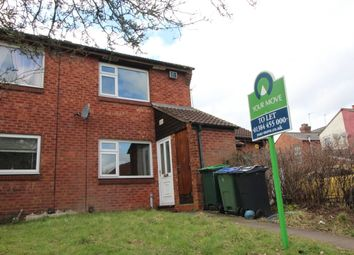 Thumbnail 2 bed semi-detached house to rent in Carnegie Avenue, Tipton