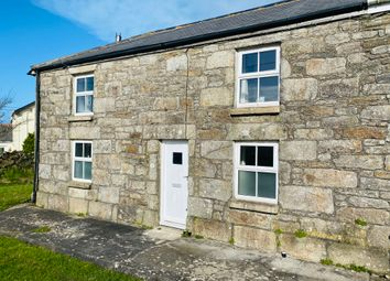 Thumbnail 3 bed end terrace house for sale in Boscaswell Village, Pendeen, Penzance