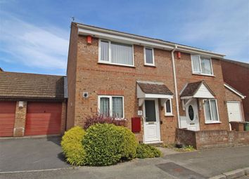 Thumbnail 3 bed semi-detached house for sale in Widey Court, Crownhill, Plymouth