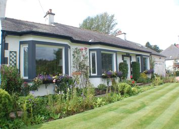 Thumbnail 3 bedroom detached bungalow for sale in Kirkmichael, Blairgowrie