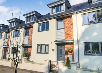 Thumbnail 3 bed town house for sale in Vicarage Walk, East Grinstead, West Sussex