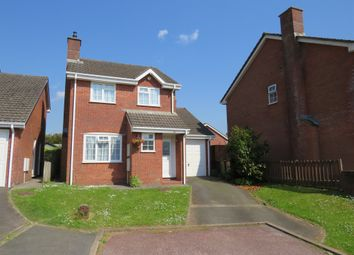 Thumbnail 3 bed detached house for sale in St. Maurice View, Plympton, Plymouth