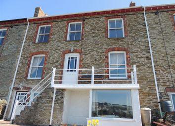 5 bed terraced house for sale in Moss Terrace, Polruan, Fowey PL23