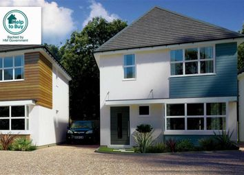 Thumbnail 3 bed detached house for sale in Apple Tree Close, Glenville Road, Walkford, Christchurch, Dorset