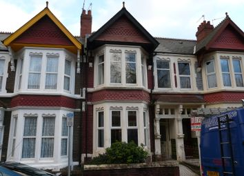 Thumbnail 2 bed property to rent in Kelvin Rd, Roath Park, Cardiff