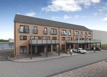 "3 bed town house for sale in ""The Brae"" at Ocean Drive, Edinburgh EH6"