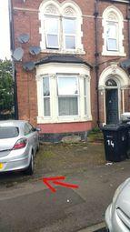 Thumbnail 1 bed flat to rent in Hunton Road, Erdington