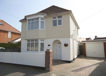 Thumbnail 3 bed detached house for sale in Park Road, Milford On Sea