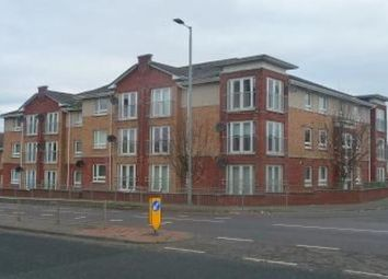 Thumbnail 2 bed flat to rent in Whinny Burn Court, Motherwell
