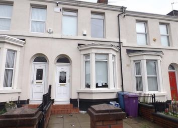 Thumbnail 3 bed terraced house for sale in Burleigh Road South, Liverpool, Merseyside