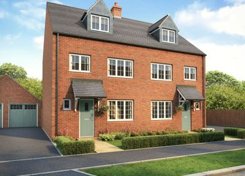 Thumbnail 4 bed semi-detached house for sale in Bloxham Vale, Bloxham Road, Banbury, Oxfordshire