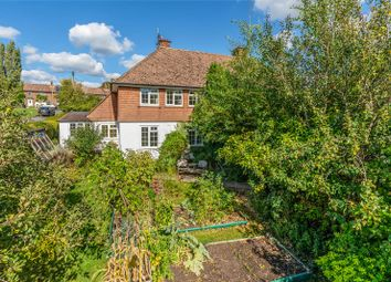 Thumbnail 3 bed semi-detached house for sale in Houghton Lane, Bury, Pulborough, West Sussex