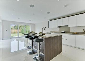 Thumbnail 5 bed detached house for sale in Hanger Hill, Weybridge, Surrey
