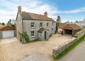 Thumbnail 5 bedroom detached house for sale in Wearne, Langport