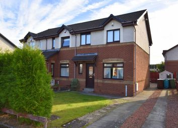 Thumbnail 3 bed property for sale in Russell Gardens, Uddingston, Glasgow