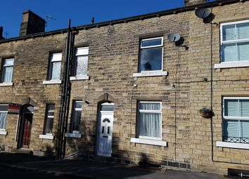 Thumbnail 2 bed terraced house for sale in Brougham Road, Marsden, Huddersfield