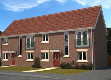 Thumbnail 3 bed semi-detached house for sale in Lumley Fields, Skegness, Lincolnshire
